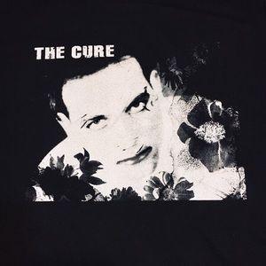 """Vintage Tops - Women's The Cure """"Disintegration"""" T-Shirt"""